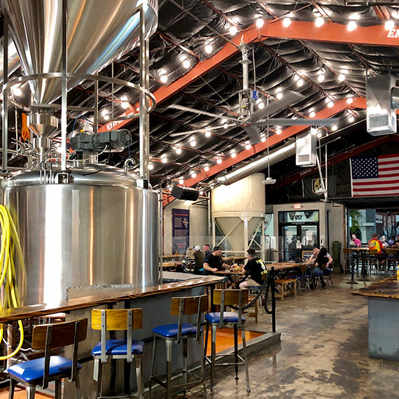 This image has an empty alt attribute; its file name is able_baker_micro_brewery_2nd_view_570.jpg