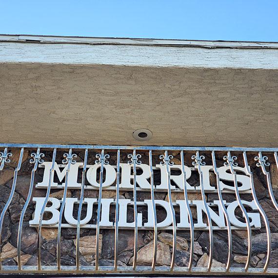 This image has an empty alt attribute; its file name is sdouglas_morris_building.jpg