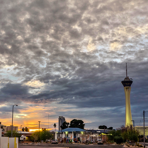 This image has an empty alt attribute; its file name is tower_sunset_570.jpg